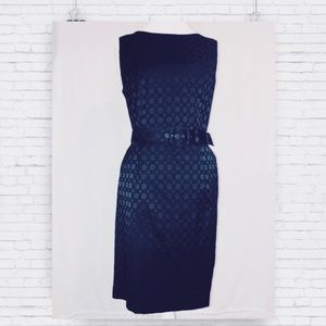 Banana Republic Gorgeous navy blue dress - size 12